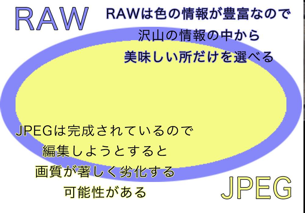 RAW現像