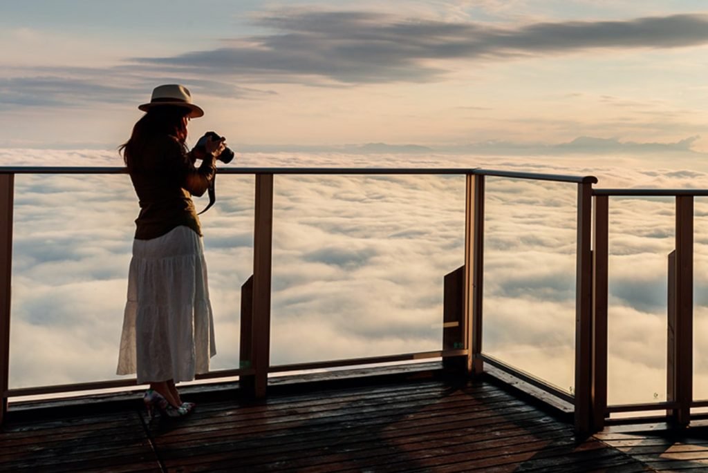 SORAterasu雲海